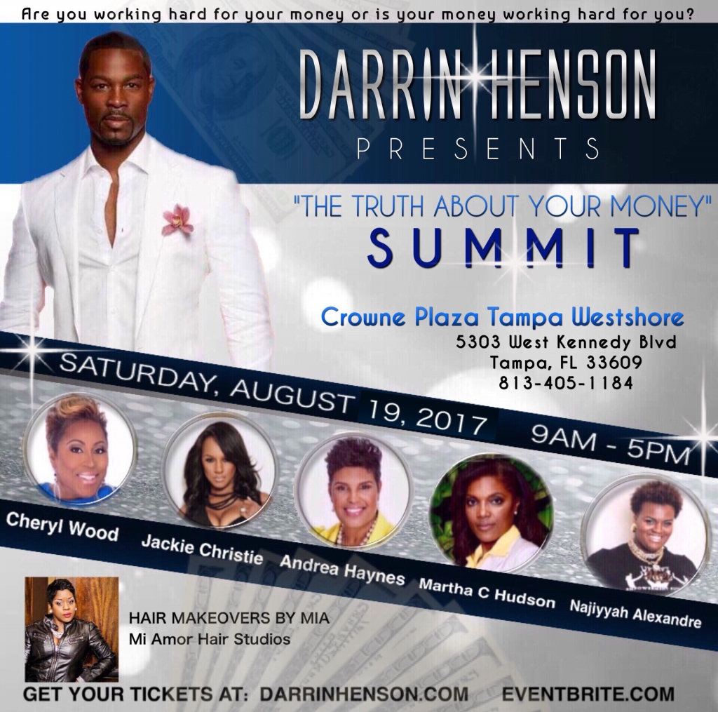 The Truth About Your Money Summit August 19 2017